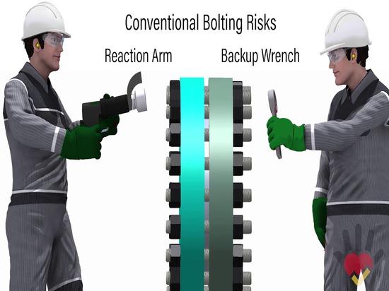 Syndrome de vibration des mains et des bras (SVBM) - Souvent négligé pour le boulonnage ?