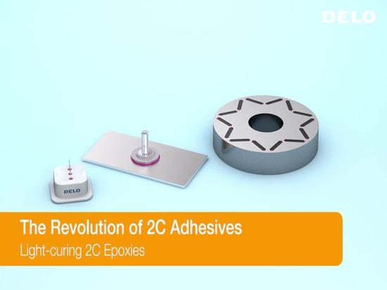Fixation de la lumière : DELO révolutionne les adhésifs à deux composants