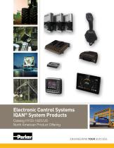 Electronic Control Systems IQAN® System Products