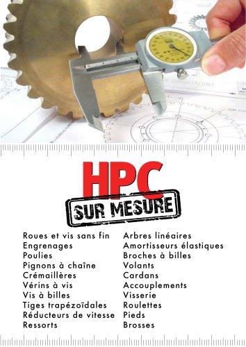 HPC Made To Measure