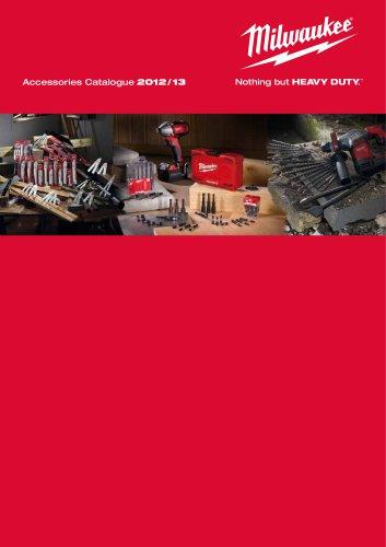 Accessories Catalogue 2012 / 13