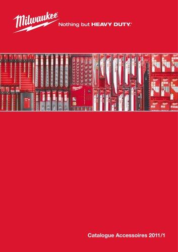 Catalogue Accessoires 2011
