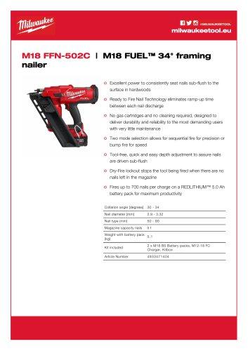 M18 FFN-502C