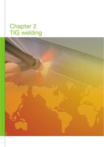 Chapter 2 TIG welding