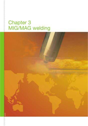 Chapter 3 MIG/MAG welding