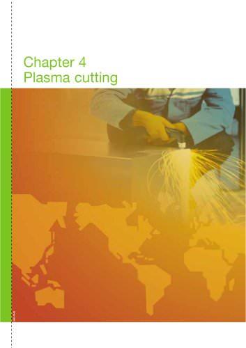 Chapter 4 Plasma cutting
