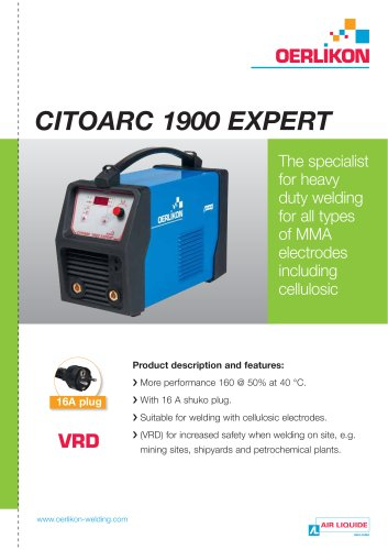 CITOARC 1900 EXPERT