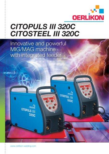 CITOPULS III 320C CITOSTEEL III 320C