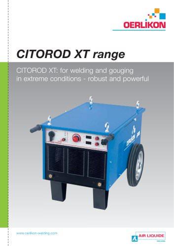 CITOROD XT range