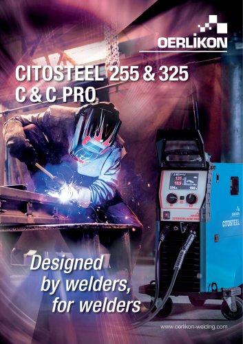 CITOSTEEL 255 & 325 - C & C PRO