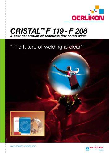CRISTAL F 119 - F 208