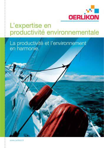 L?expertise en productivité environnementale