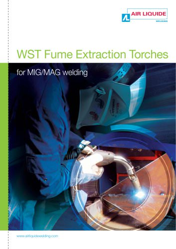 WST Fume Extraction Torches