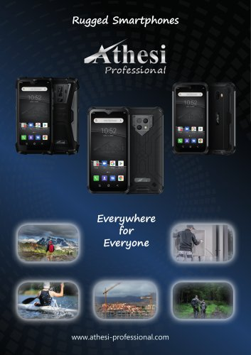 Athesi Professional Catalogue