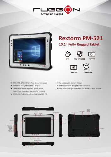 Ruggon PM-521