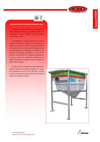 Séparateur d'hydrocarbures