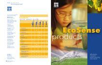 EcoSense Products