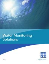 Water Monitoring Solutions