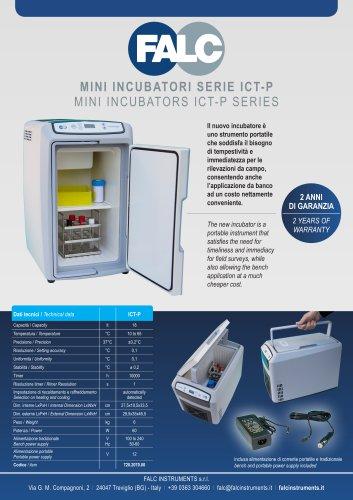 MINI INCUBATORS ICT-P SERIES