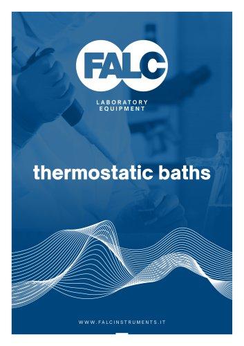 THERMOSTATIC BATHS