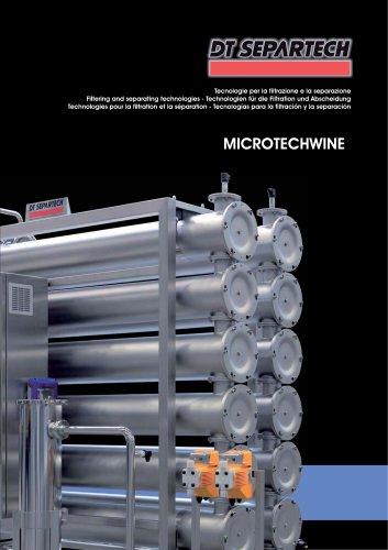 Technologies pour la filtration et la séparation MTW