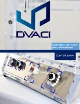 CDV BT SVVI Détecteur de Fuites pour Emballages