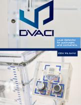CDV FS SVVI Leak Detector for Packaging