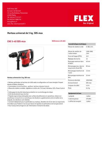 CHE 5-40 SDS-max
