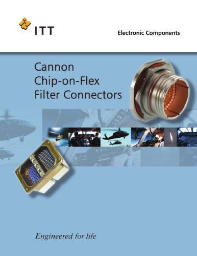 Chip-on-Flex Filter Catalog