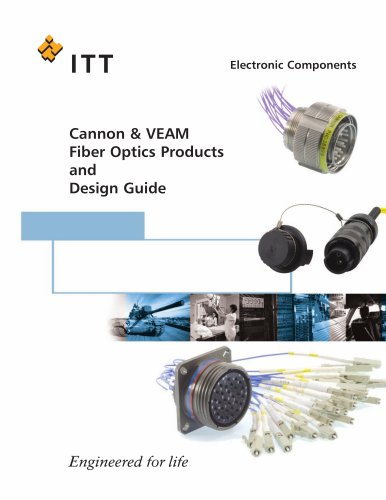 Fiber Optics Products and Design Guide Catalog