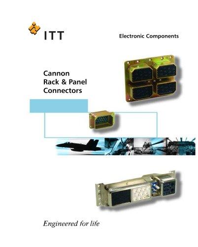 Rack & Panel Connectors Catalog