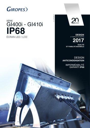 Indicateur GI400 IP68