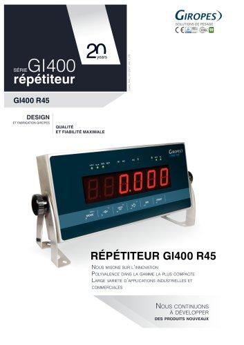 RÉPÉTITEUR GI400 R45