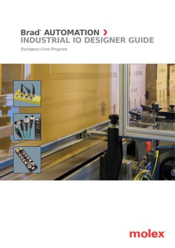 Brad® AUTOMATION - Industrial IO Designer Guide