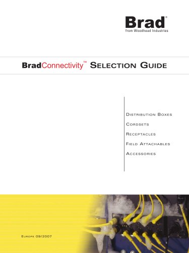 BradConnectivity Selection Guide