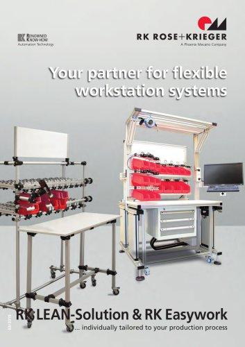 RK Easywork - Assembly Workstation Systems