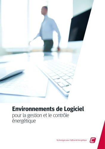 Environnements de Logiciel pour la gestion et le contrôle énergétique