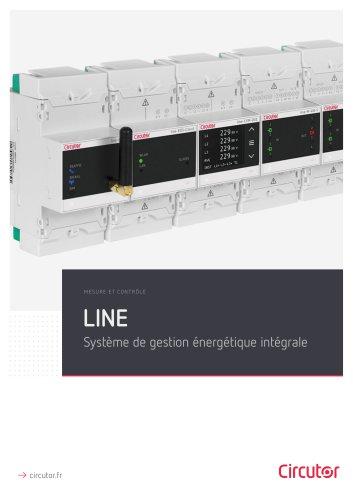 Line, Système de gestion énergétique intégrale