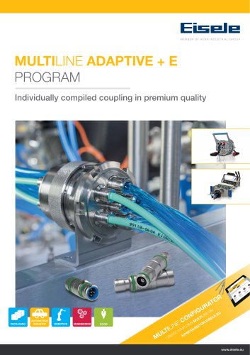 Multiline Adaptiv + E catalogue
