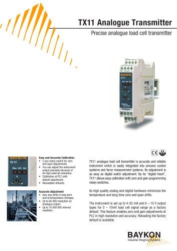Baykon TX11 Analogue Transmitters