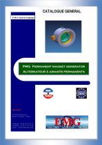 Catalogue PMG