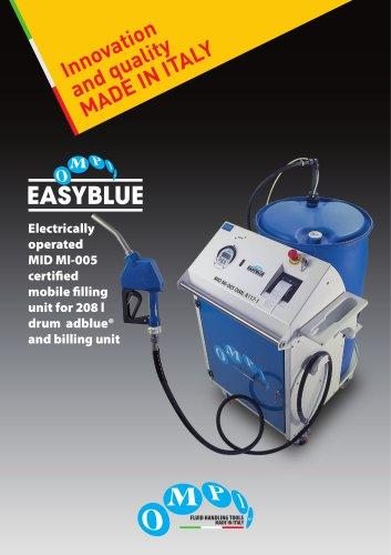 EASYBLUE - MID MI-005 certified filling unit for adblue®