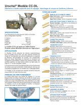 Urschel® Modèle CC-DL