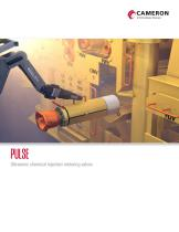PULSE Ultrasonic Chemical Injection Metering Valves