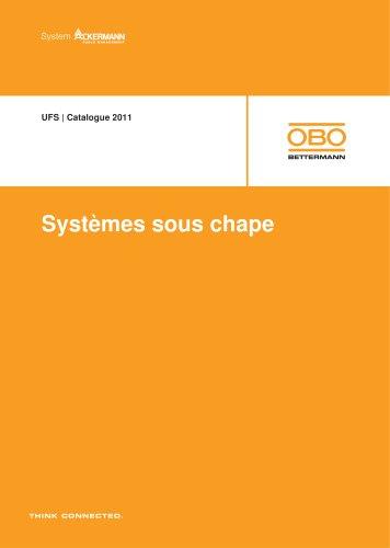 UFS Systèmes sous chape