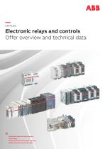 Electronic relays and controls