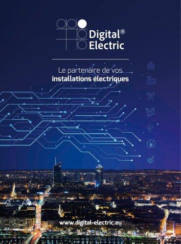 Catalogue DIGITAL ELECTRIC 2020/2021 - DIGITAL ELECTRIC ...