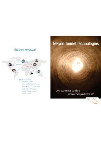 TBM - Tekyon Tunel Catalog