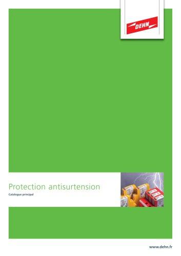 Protection antisurtension Catalogue principal