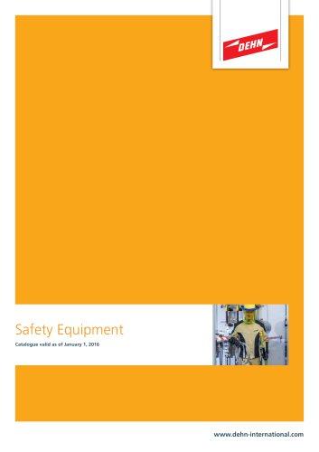 Safety Equipment Main Catalogue